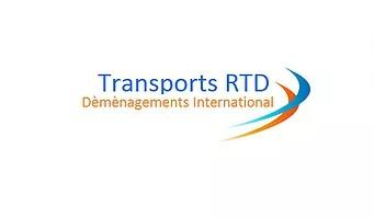 Déménageur Transports RTD