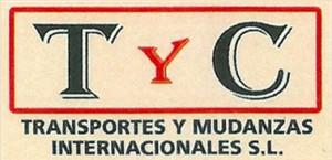 Empresa de mudanzas TyC, Transportes y Mudanzas Internacionales S.L.