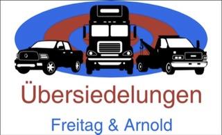 Umzugsunternehmen Übersiedlung mit Freitag & Arnold
