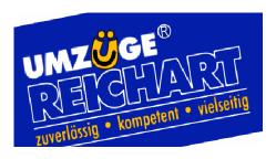Umzugsunternehmen Umzüge Reichart