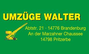 Umzugsunternehmen Umzüge Walter