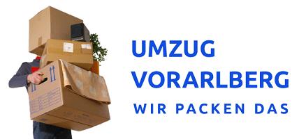 Umzug Vorarlberg