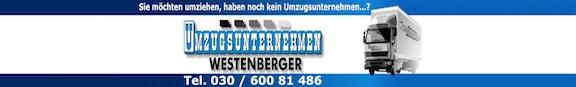 Umzugsunternehmen Westenberger