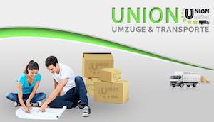 Umzugsunternehmen Union Umzüge