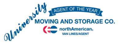 Moving company University Moving & Storage Co.