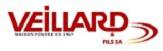 Moving company Veillard & Fils SA