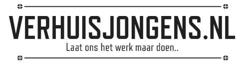 Verhuisbedrijf Verhuisjongens.nl