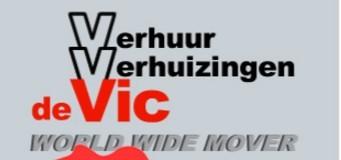 Moving company Verhuizingen De Vic