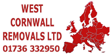 Removal company West Cornwall Removals Ltd