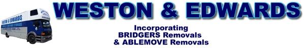 Removal company Weston & Edwards Removals