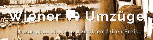 Umzugsunternehmen Wiener Umzüge