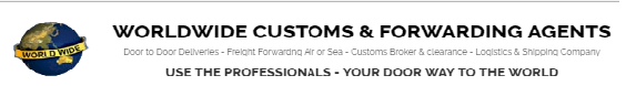 Removalist World Wide Customs and Forwarding Agents