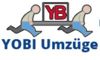 Umzugsunternehmen YOBI Umzüge